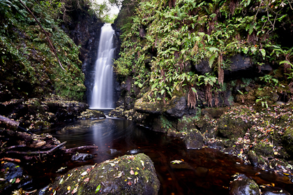 Northern Ireland Landscape Photography Cranny Falls